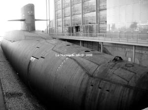 Sous-Marin Le Redoutable